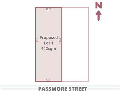 PROP / Lot 1, 8 Passmore Street, Rossmoyne