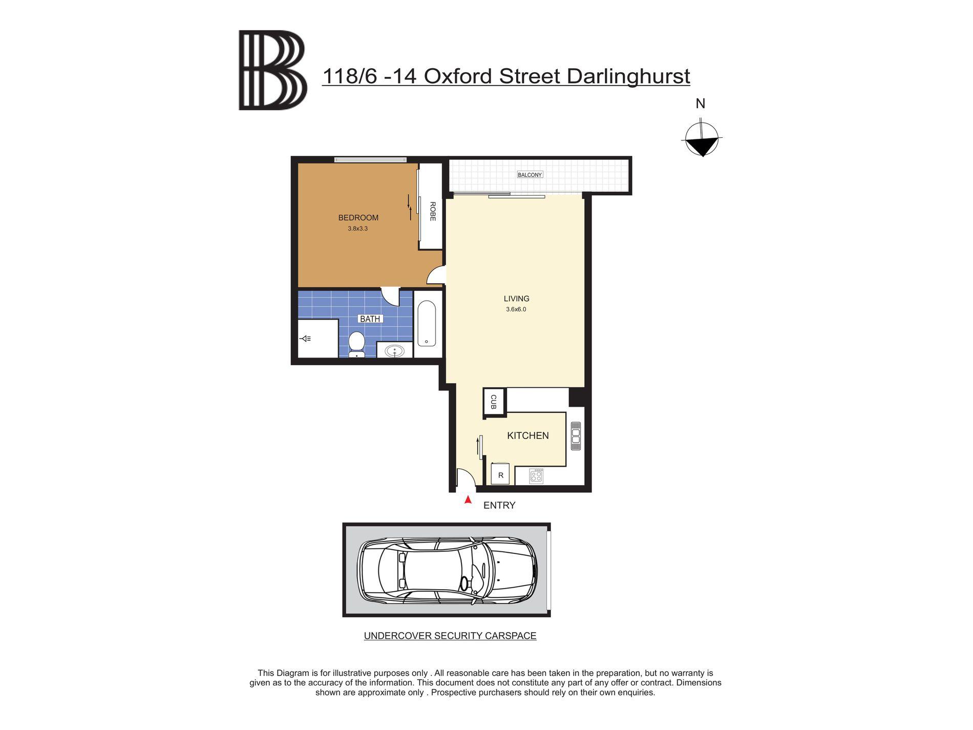 118 / 6-14 Oxford Street, Darlinghurst