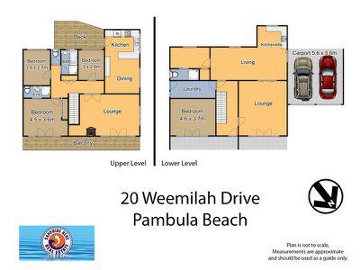 20 Weemilah Drive, Pambula Beach