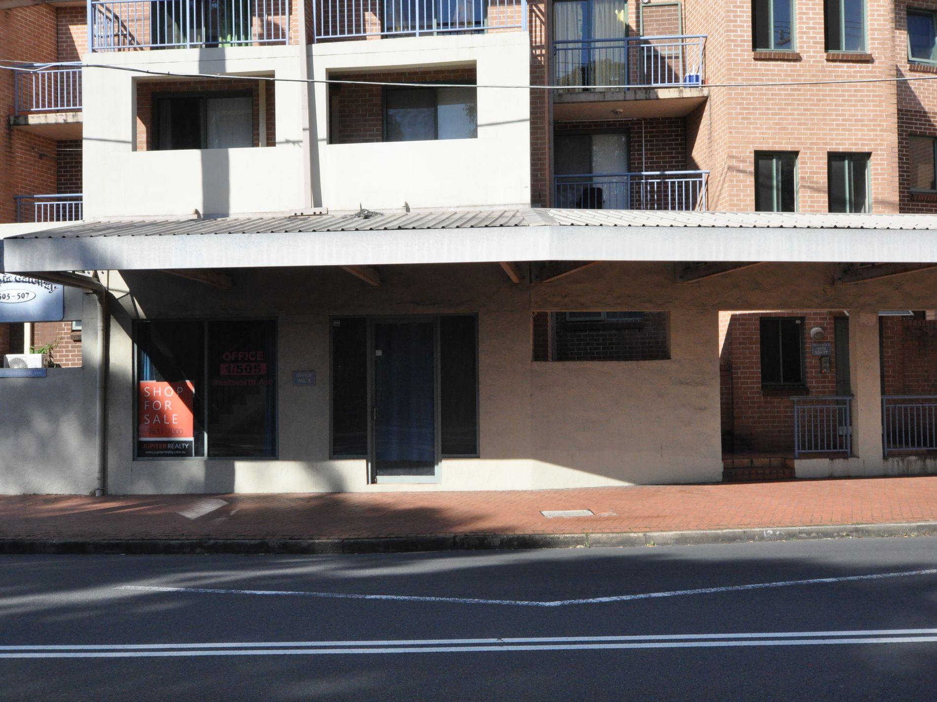 55 / 505 Wentworth Avenue, Toongabbie