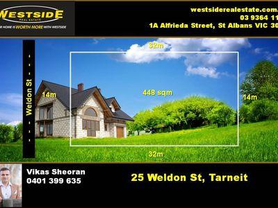 25 Weldon Street, Tarneit