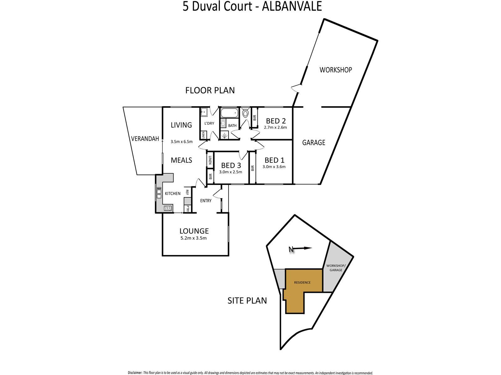 5 Duval Court, Albanvale