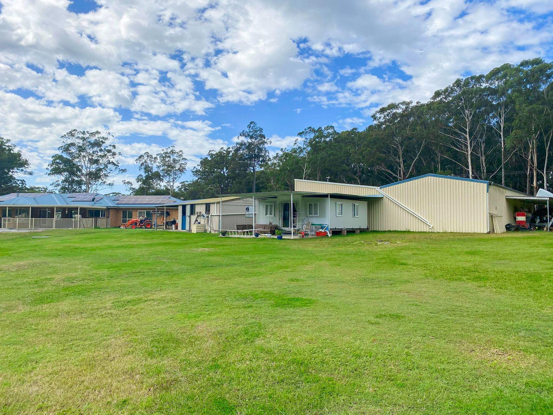 Corner Factory Road & Manning Point Road, Mitchells Island