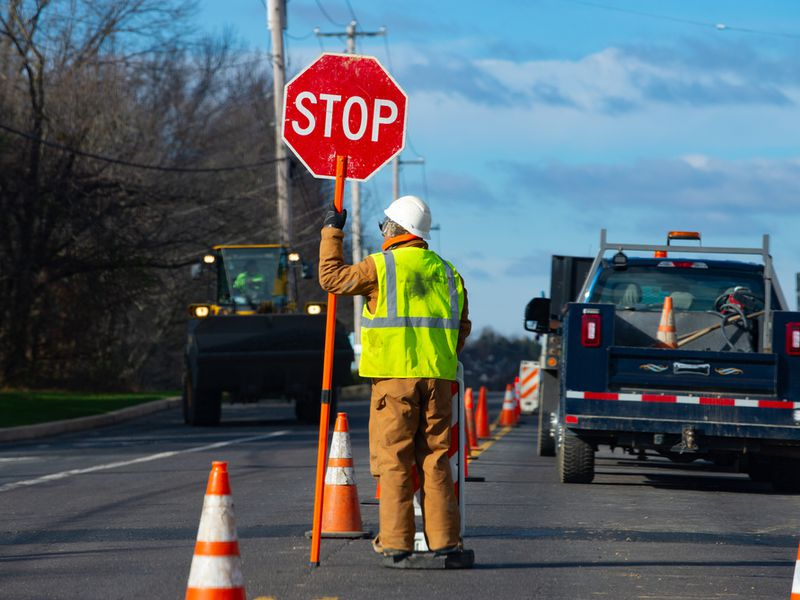 Traffic Control Management Business for Sale