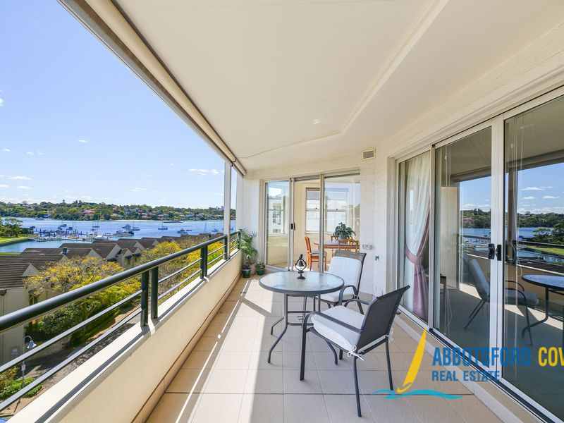 15 / 1 Harbourview Crescent, Abbotsford