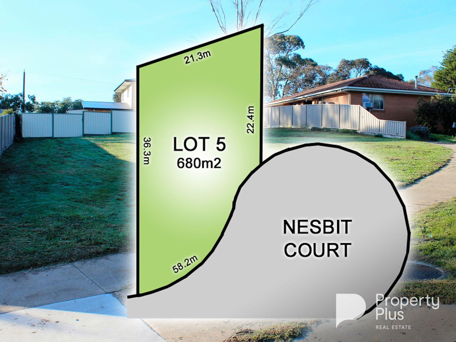 5 Nesbit Court, Castlemaine