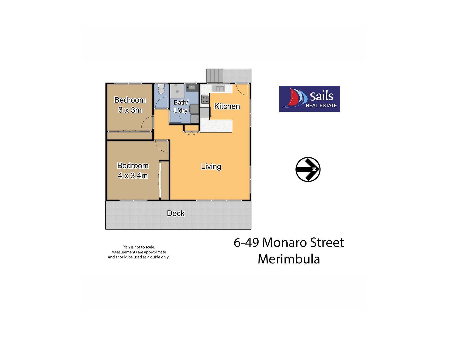 6 / 49 Monaro Street 'Monaro Mews', Merimbula