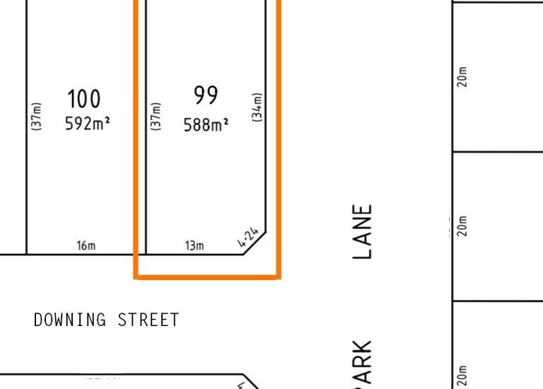 Lot 99, Park Lane, Traralgon