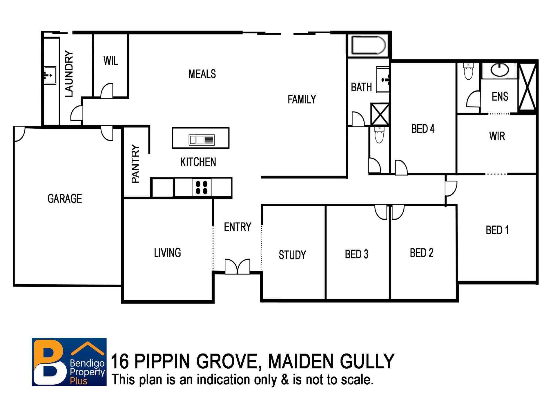 16 Pippin Grove, Maiden Gully