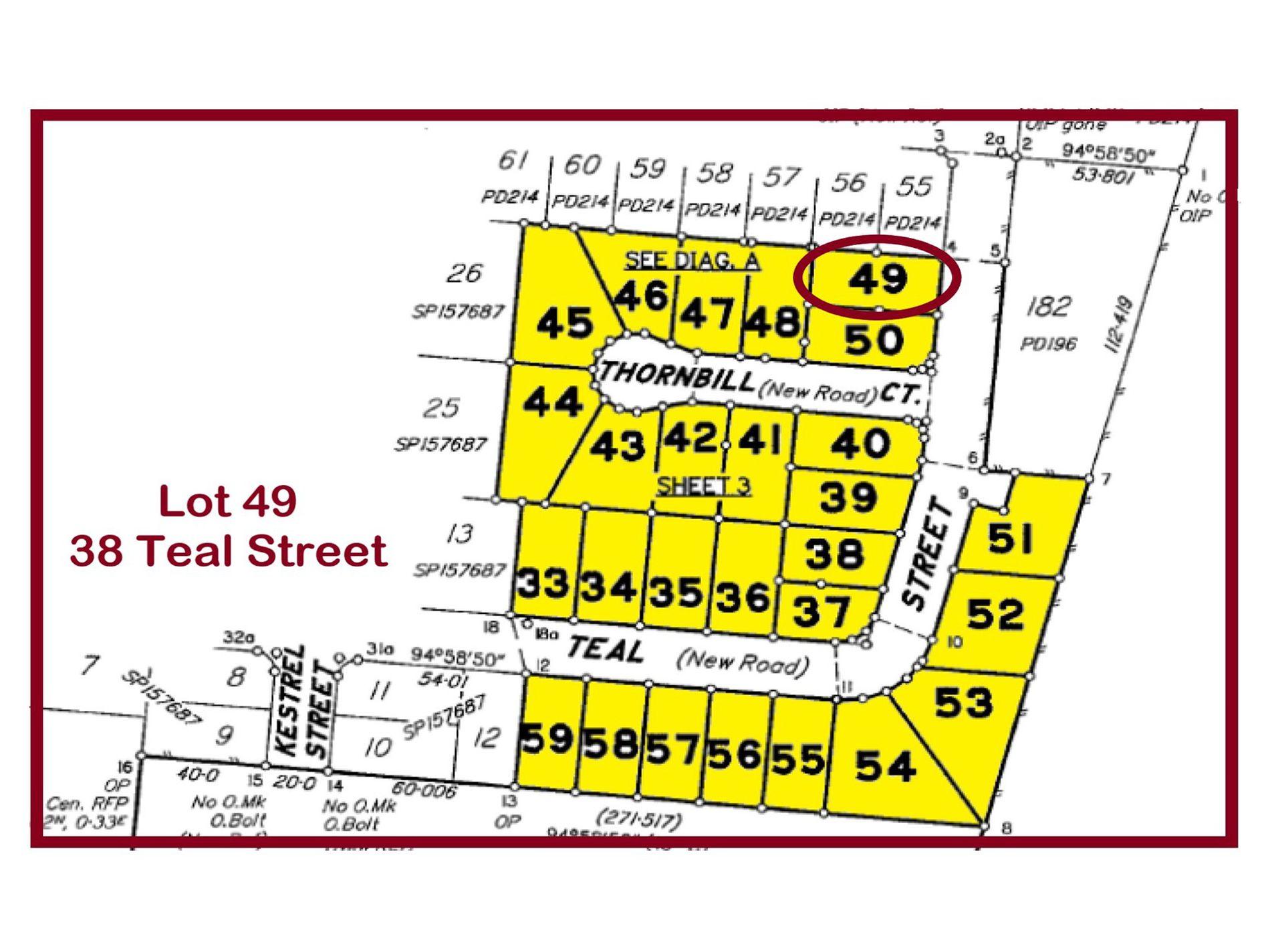Lot 49, 38 Teal Street, Longreach