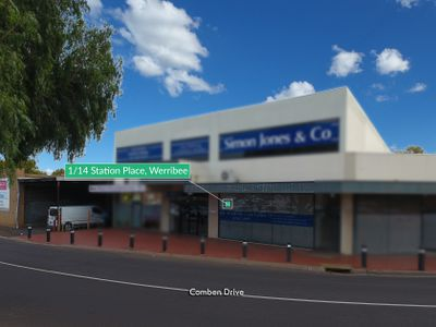 1 / 14 Station Place, Werribee