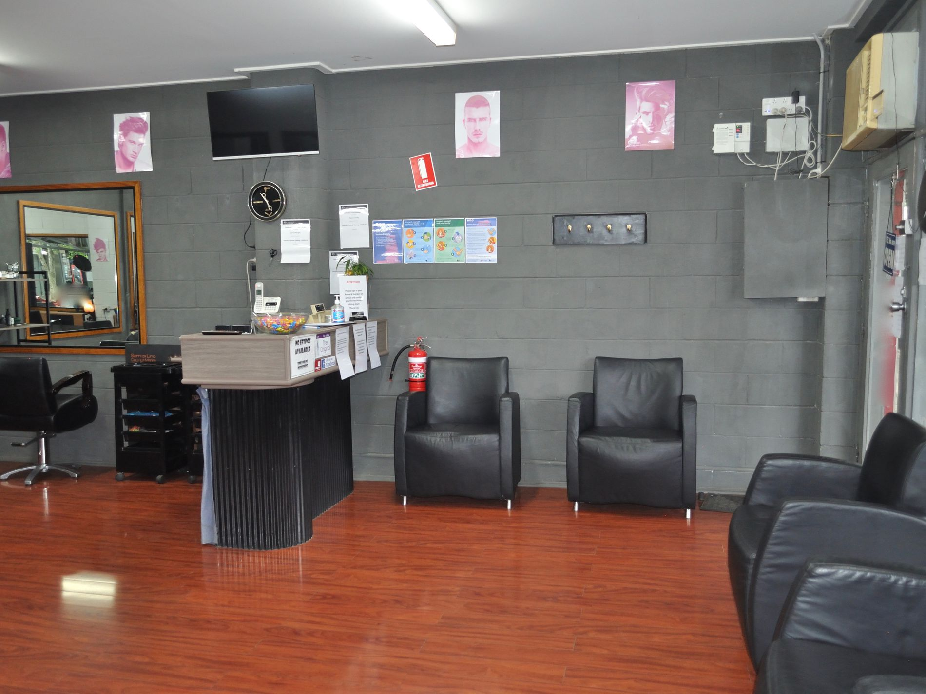 UNDER OFFER - Hair Salon Business For Sale in the North West