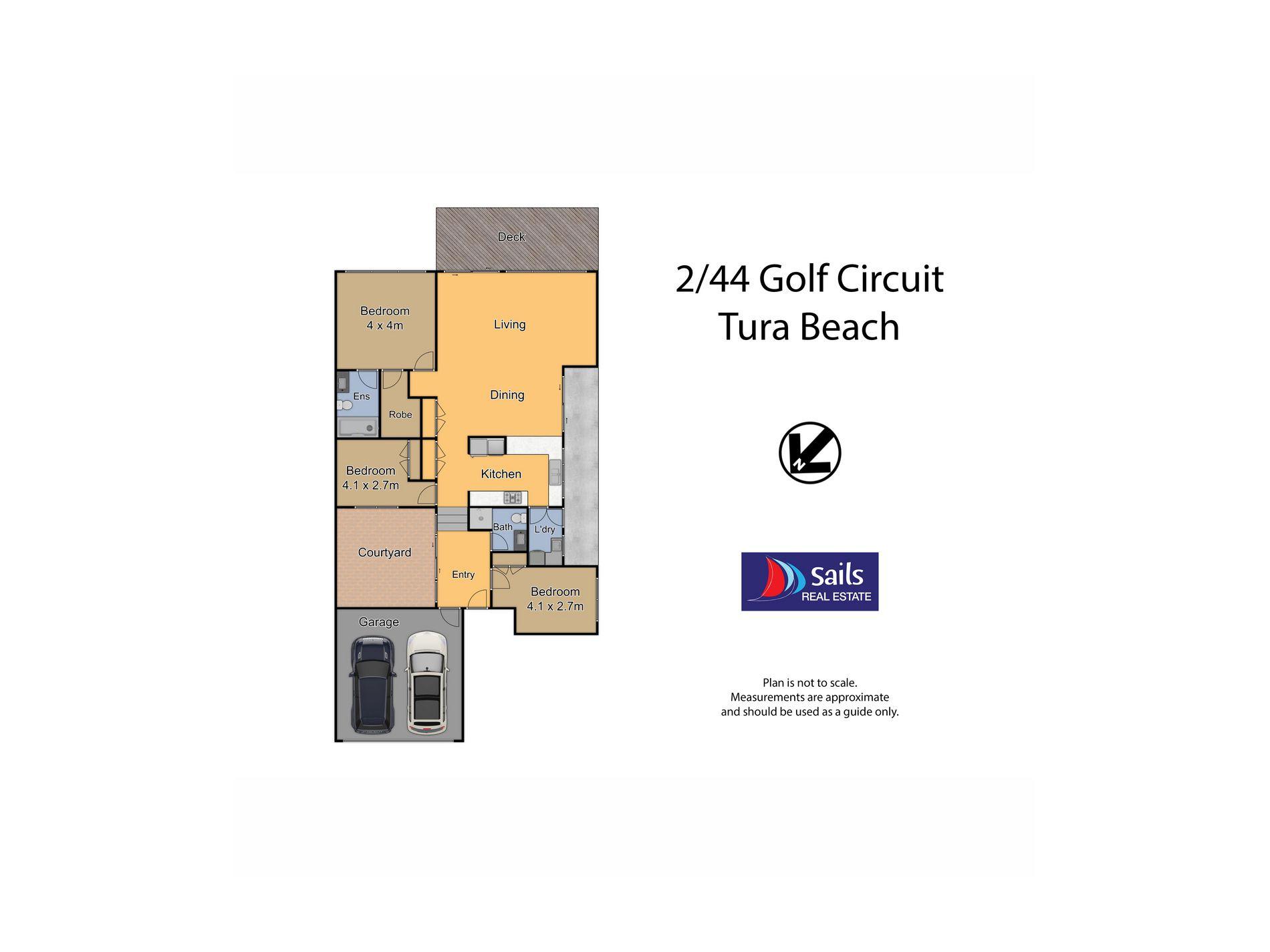 2 / 44 Golf Circuit, Tura Beach