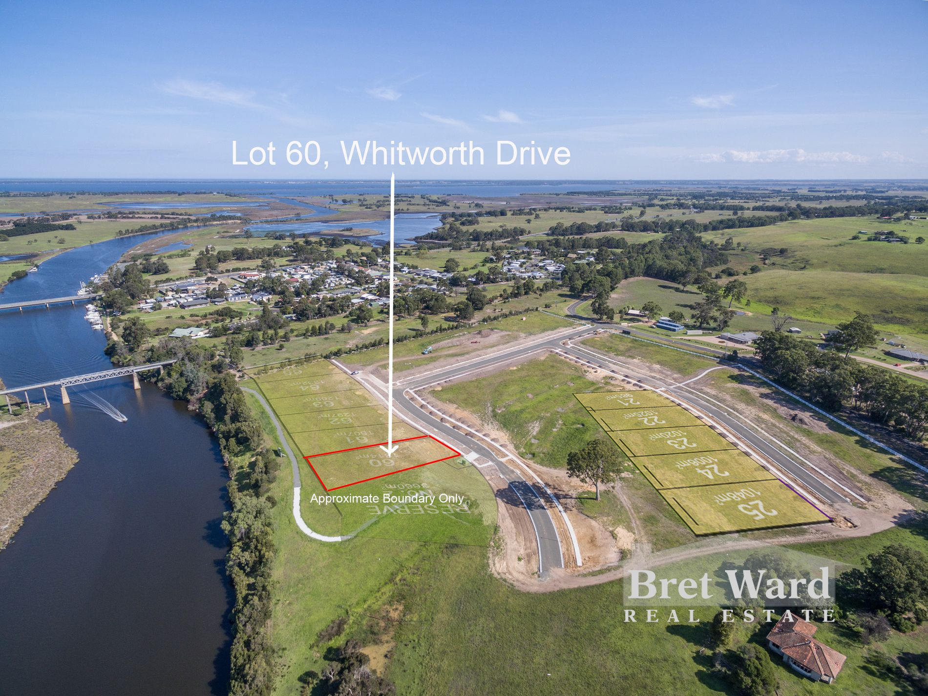 Lot 60 Whitworth Drive, Nicholson