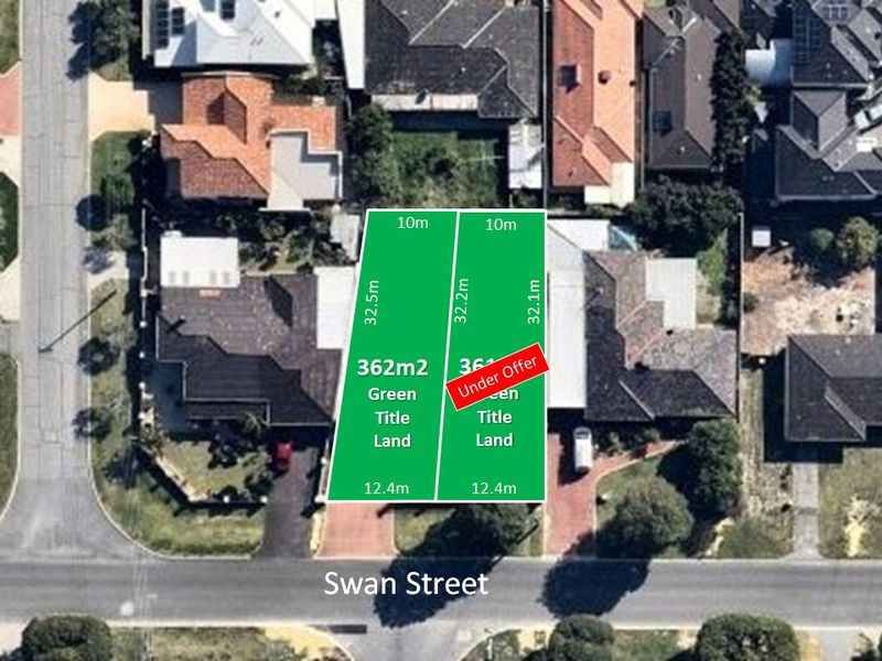 93 (Lot 1) Swan Street, Tuart Hill