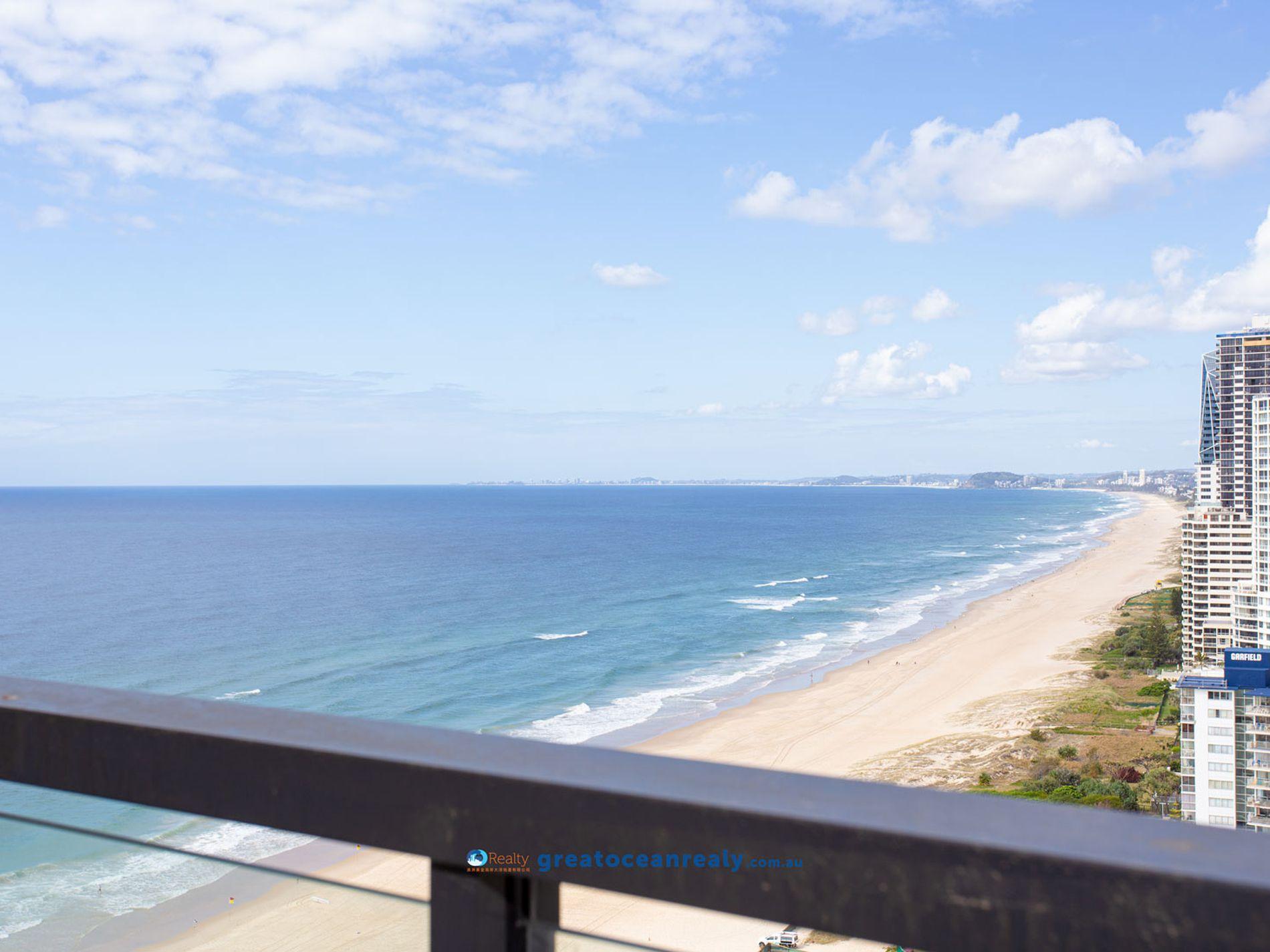 1802 / 3 Northcliffe Terrace, Surfers Paradise