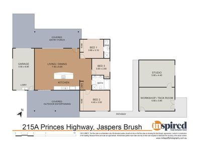 215A Princes Highway, Jaspers Brush