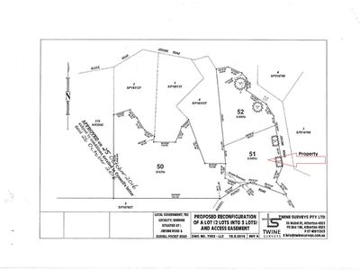 Lot 51 323 Lloyd Road, Lake Barrine