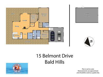 15 Belmont Drive, Pambula