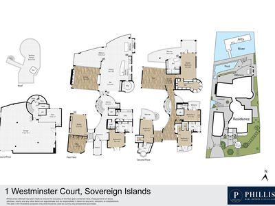 1 Westminster Court, Sovereign Islands
