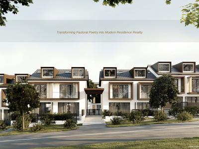 Elizabeth Garden Asquith – 4 and 5 Bedroom Townhouses