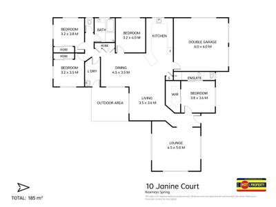 10 Janine Court, Kearneys Spring