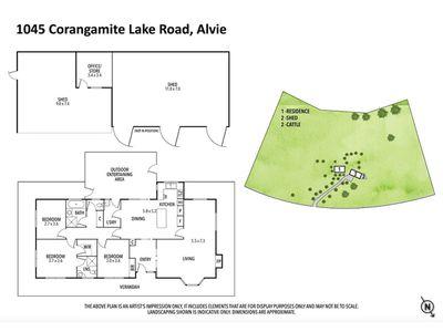 1045 CORANGAMITE LAKE ROAD, Alvie