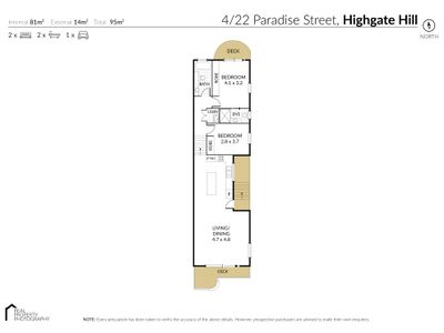 4 / 22 Paradise Street, Highgate Hill