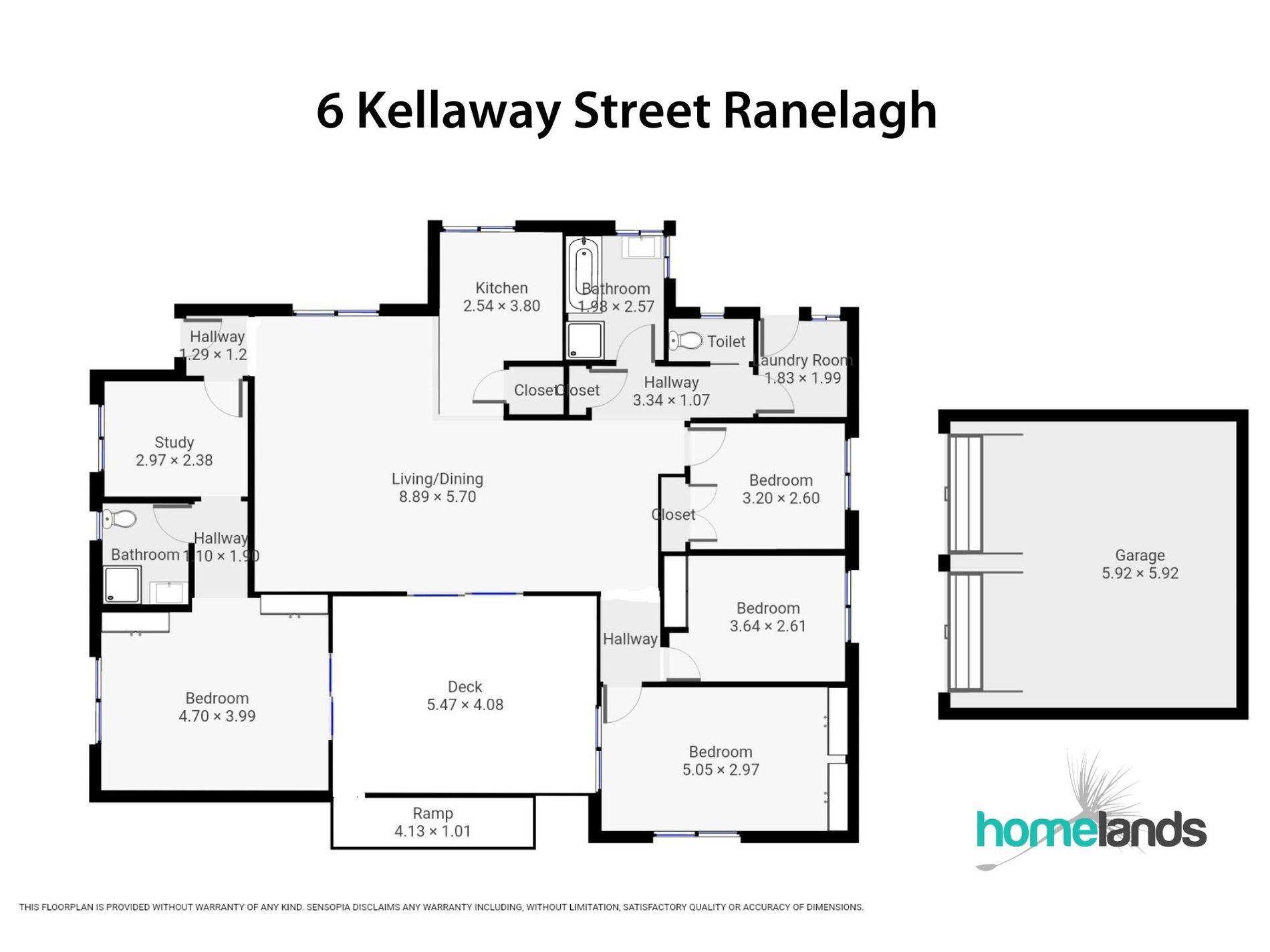 6 Kellaway Street, Ranelagh