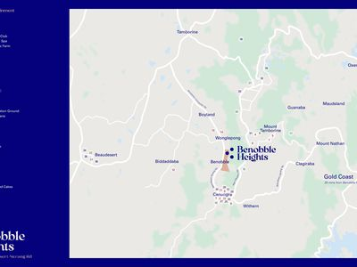 Lot 32, 2558 Beaudesert Nerang Road, Canungra