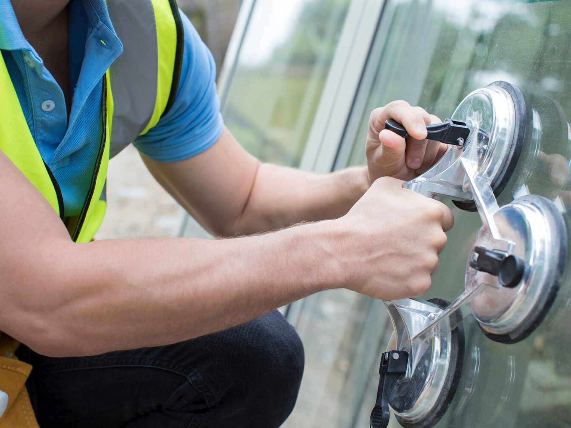 Glass/Glazing Supply Installation Replacement or Repair Business
