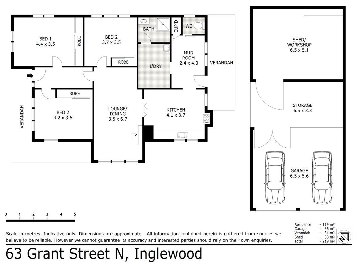 63 Grant Street North, Inglewood