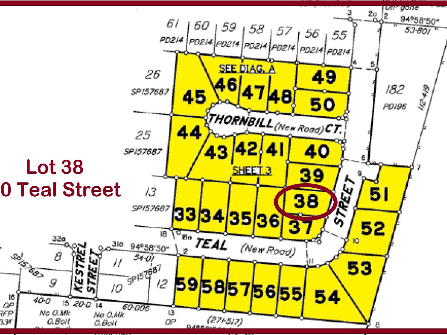 Lot 38, 30 Teal Street, Longreach