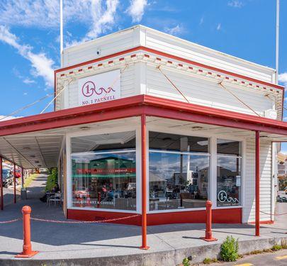 A New Era Cafe