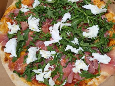 Stone Guru Pizza & Pasta
