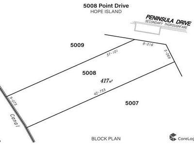 5008 Point Drive, Hope Island