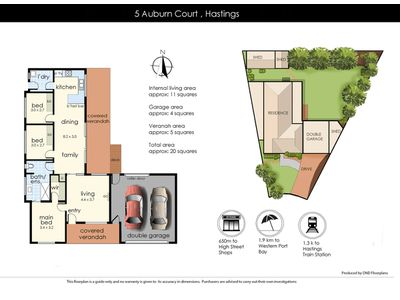 5 Auburn Court, Hastings