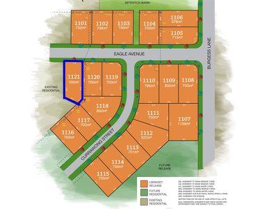 Lot 1121, Eagle Avenue, Tamworth