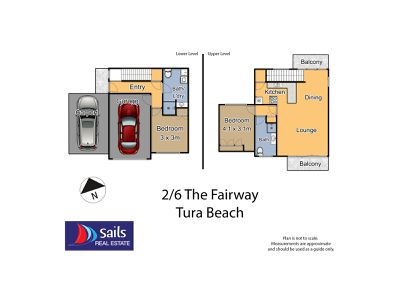 2 / 6 The Fairway, Tura Beach