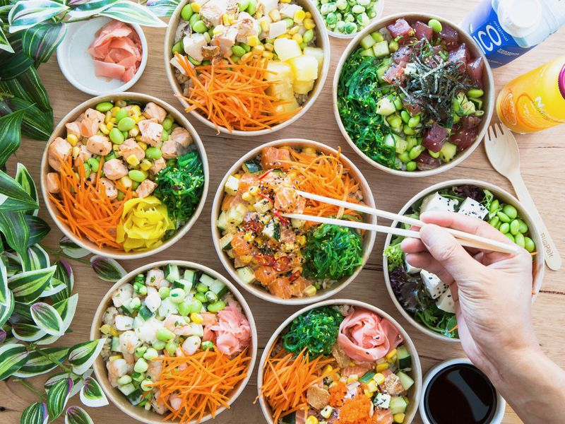 Poke Restaurant and Takeaway Business For Sale Melbourne CBD
