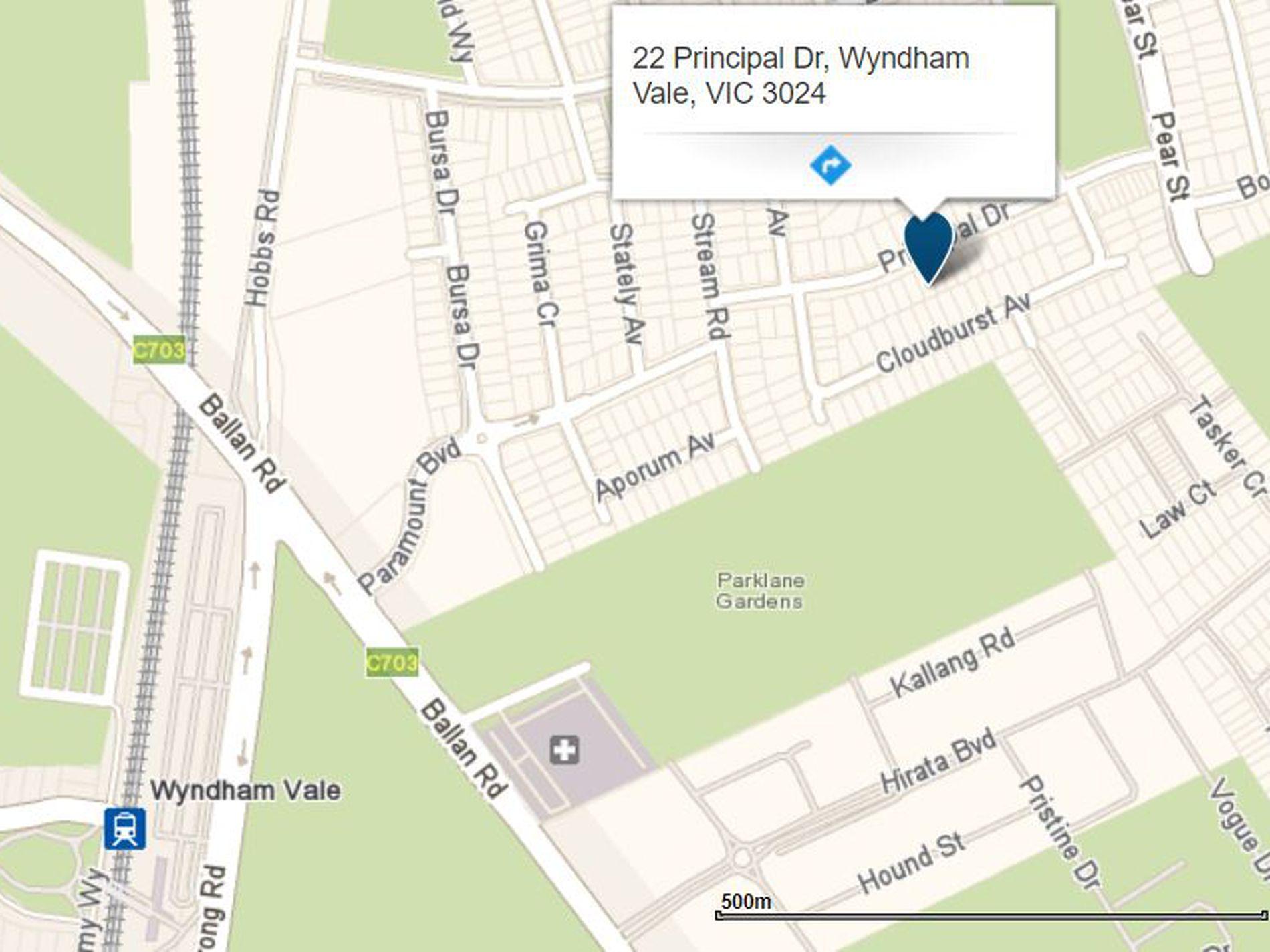 22 Principal Drive, Wyndham Vale