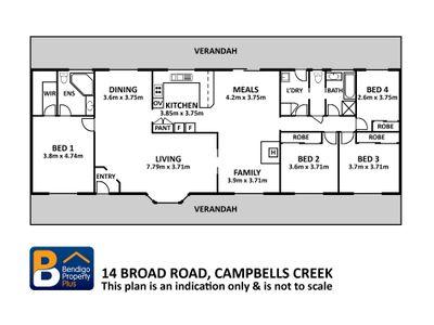 14 Broad Road, Campbells Creek