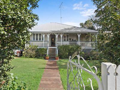 121 MacKenzie Street, East Toowoomba