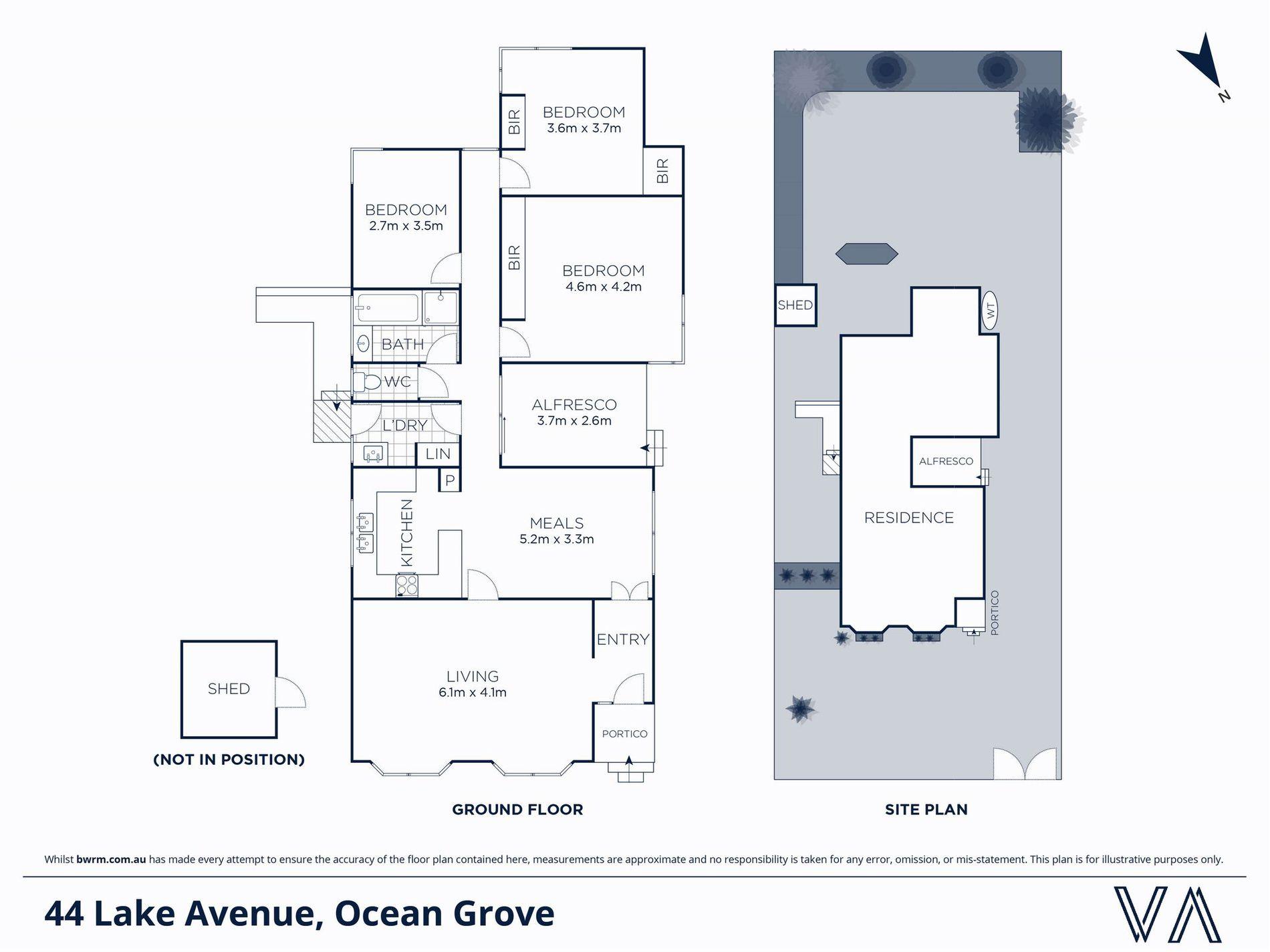 44 Lake Avenue, Ocean Grove