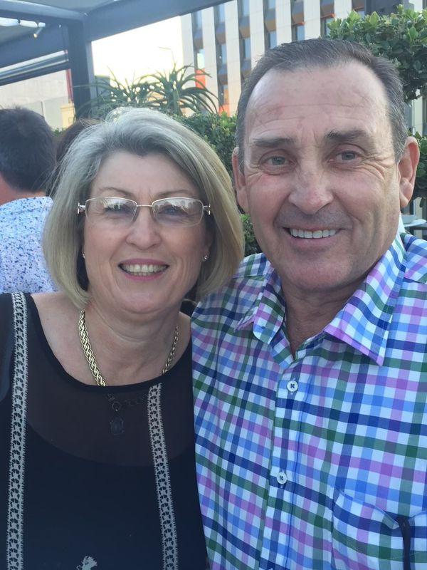 Peter & Norah Gibson