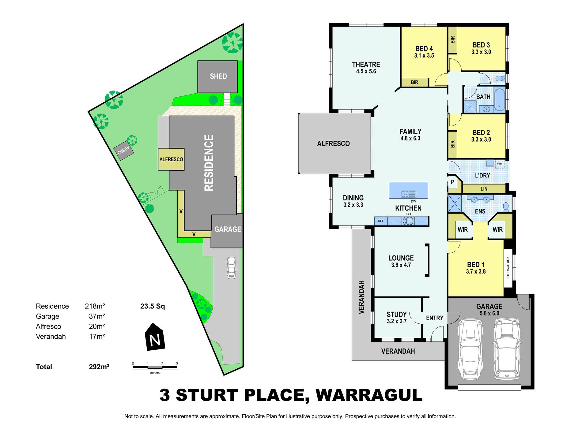 3 Sturt Place, Warragul