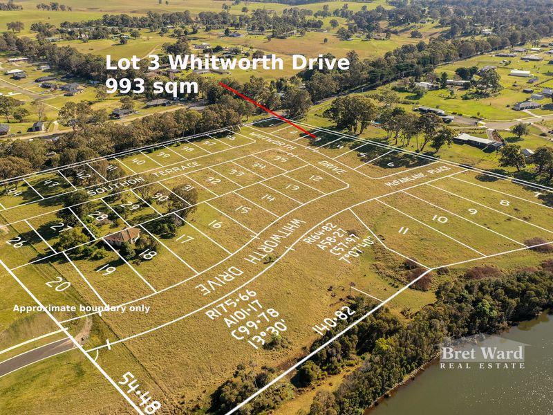 Lot 3 Whitworth Drive, Nicholson