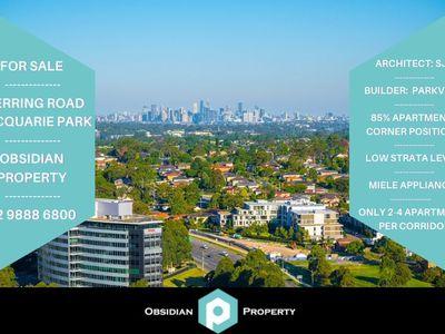 Skyhome / 137 Herring Road, Macquarie Park