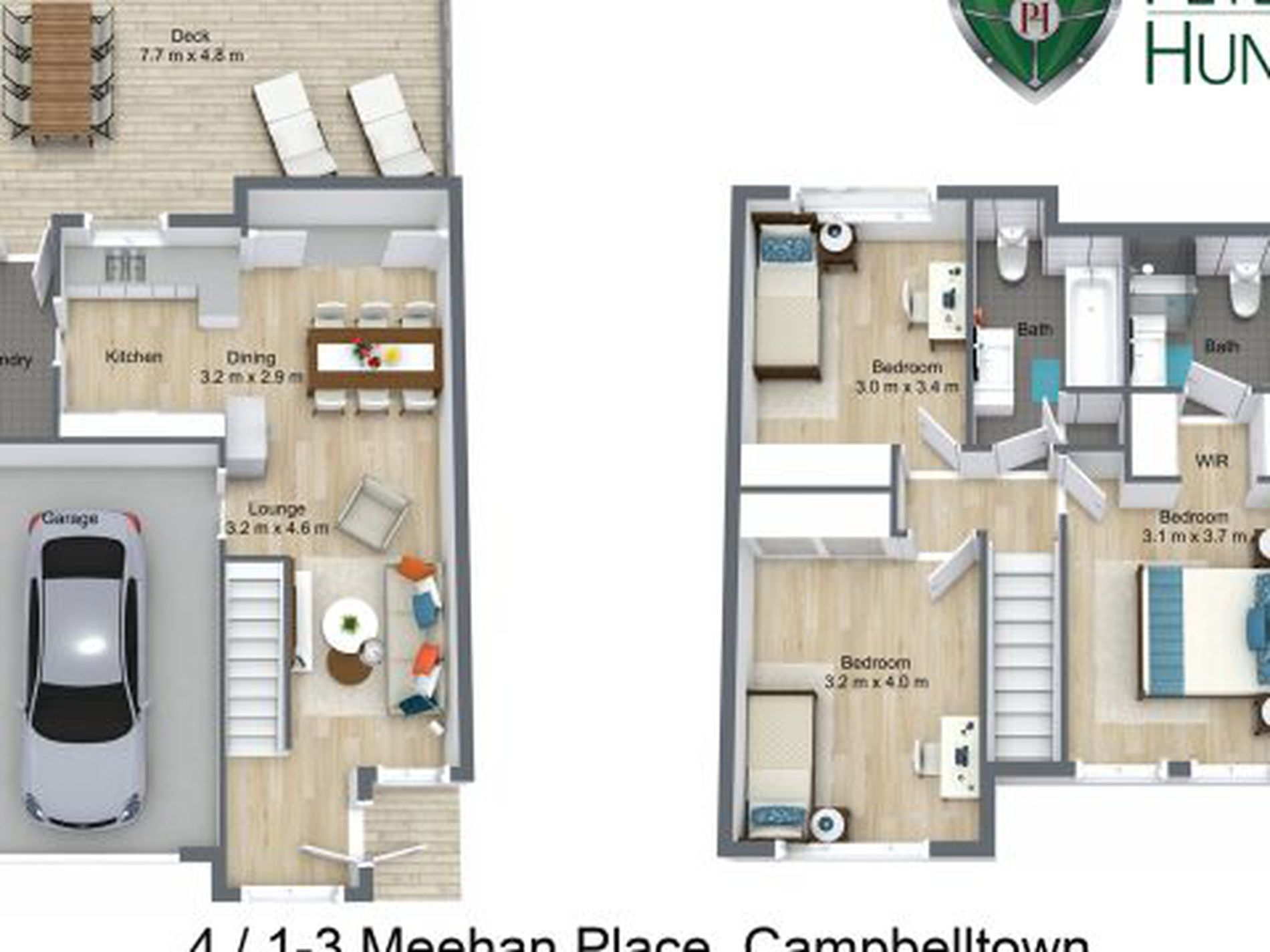 41-3 Meehan Place, Campbelltown