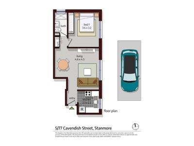 5 / 77 Cavendish Street, Stanmore